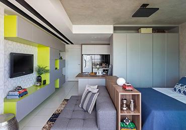 Apartamento Studio: Saiba como decorar!