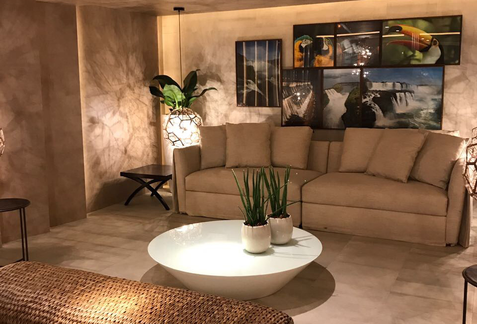 A Sudati é Fornecedora De MDF Para Alguns Ambientes Da Casa Cor Paraná® 2017 .
